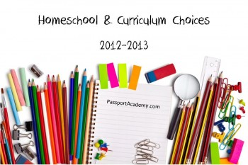 Curriculum Choices