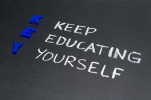 Keed Educating Yourself